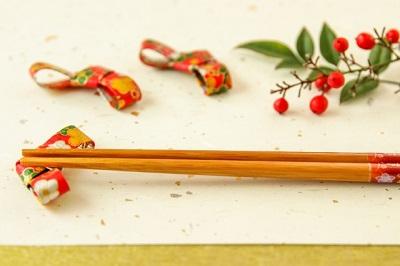 正月の祝い箸が普通の箸の形と違うわけは?祝い箸袋折り方動画